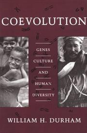 Cover of: Coevolution