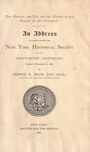 Cover of: The opening