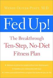 Cover of: Fed Up!  | Wendy Oliver-Pyatt