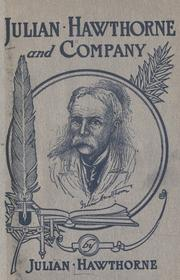 Cover of: Julian Hawthorne and Company