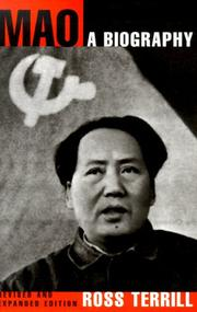 Cover of: Mao: A Biography