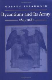 Cover of: Byzantium and Its Army, 284-1081