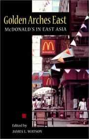 Cover of: Golden Arches East
