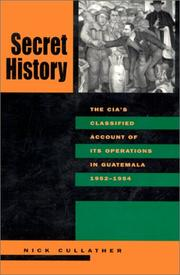 Cover of: Secret History