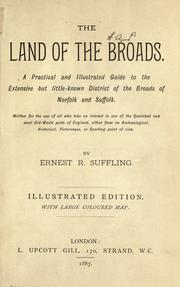 Cover of: The land of the Broads