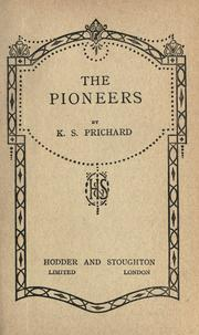 Cover of: The pioneers