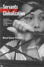 Cover of: Servants of Globalization