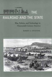 Cover of: The Railroad and the State
