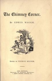 Cover of: The chimney corner