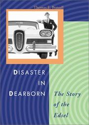Cover of: Disaster in Dearborn