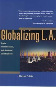 Cover of: Globalizing L.A