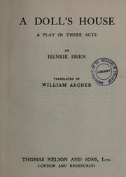 Cover of: Dukkehjem by Henrik Ibsen
