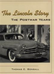 Cover of: The Lincoln Story