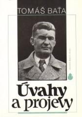 Cover of: Úvahy a projevy