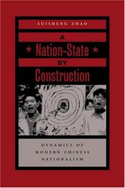 Cover of: A Nation-State by Construction | Suisheng Zhao