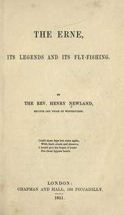 The Erne by Henry [Garrett] Newland