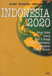 Cover of: Indonesia 2020