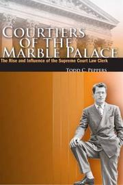 Cover of: Courtiers of the Marble Palace