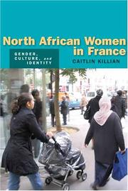 Cover of: North African Women in France