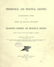 Cover of: Theoretical and practical graphics
