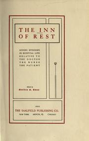 Cover of: The Inn of rest |