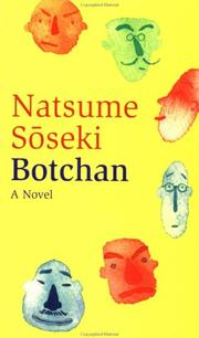 Cover of: Botchan