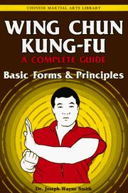 Cover of: Wing Chun Kung-Fu