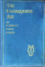 Cover of: The unconquered air, and other poems