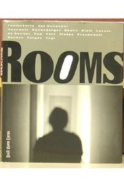 Cover of: Rooms