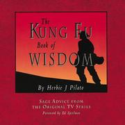 Cover of: The Kung Fu Book of Wisdom