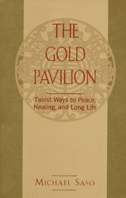 Cover of: The Gold pavilion