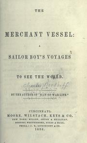 Cover of: The merchant vessel: a sailor boy's voyages to see the world
