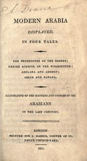 Cover of: Modern Arabia displayed by