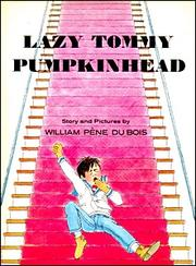 Cover of: Lazy Tommy Pumpkinhead