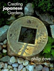 Cover of: Creating Japanese gardens