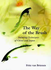 Cover of: The Way of the Brush