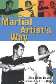 Cover of: The martial artist's way | Glen Doyle