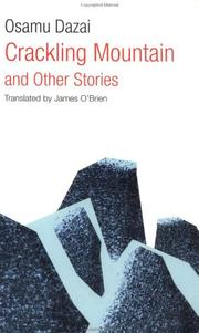 Cover of: Crackling Mountain and other stories