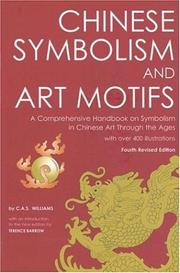 Cover of: Chinese Symbolism and Art Motifs