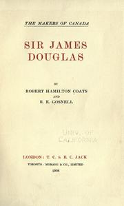 Sir James Douglas by Robert Hamilton Coats