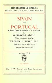 Cover of: Spain and Portugal