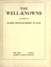 Cover of: The well-knowns