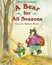 Cover of: A Bear for All Seasons