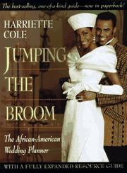 Cover of: Jumping the broom | Harriette Cole