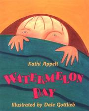 Cover of: Watermelon Day