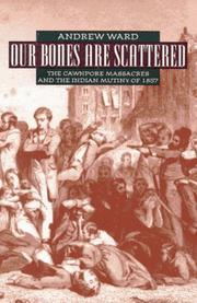 Cover of: Our bones are scattered