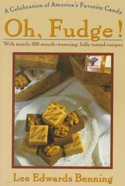 Cover of: Oh Fudge!