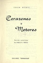 Cover of: Corazones y motores