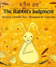 Cover of: The rabbit's judgment
