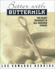 Cover of: Better with buttermilk